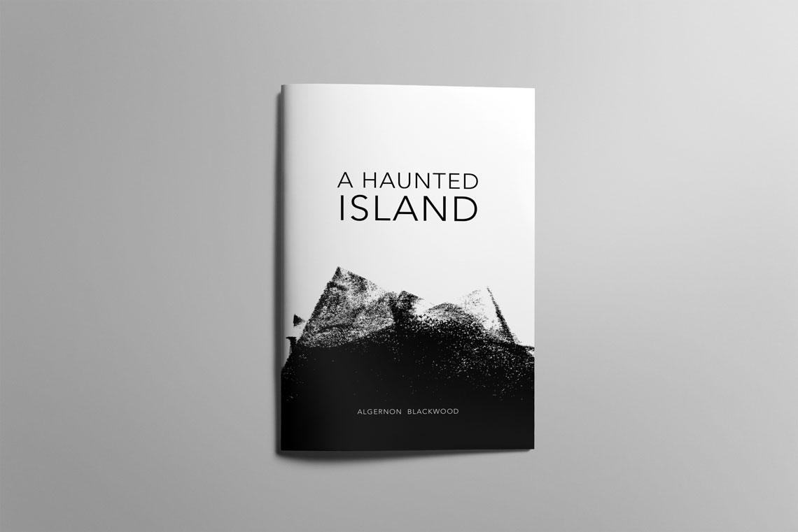 A Haunted Island cover